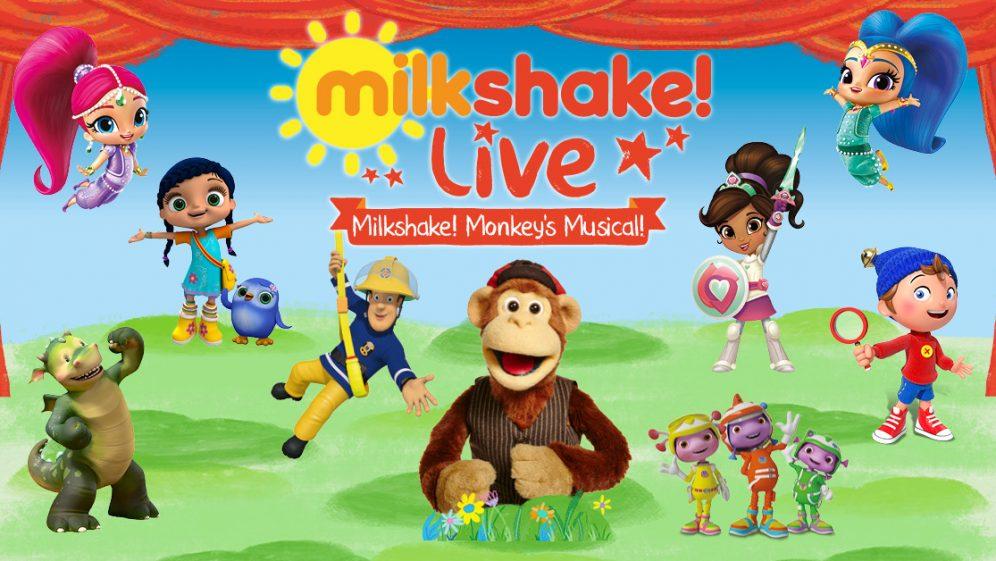 Milkshake! Monkey's Musical!