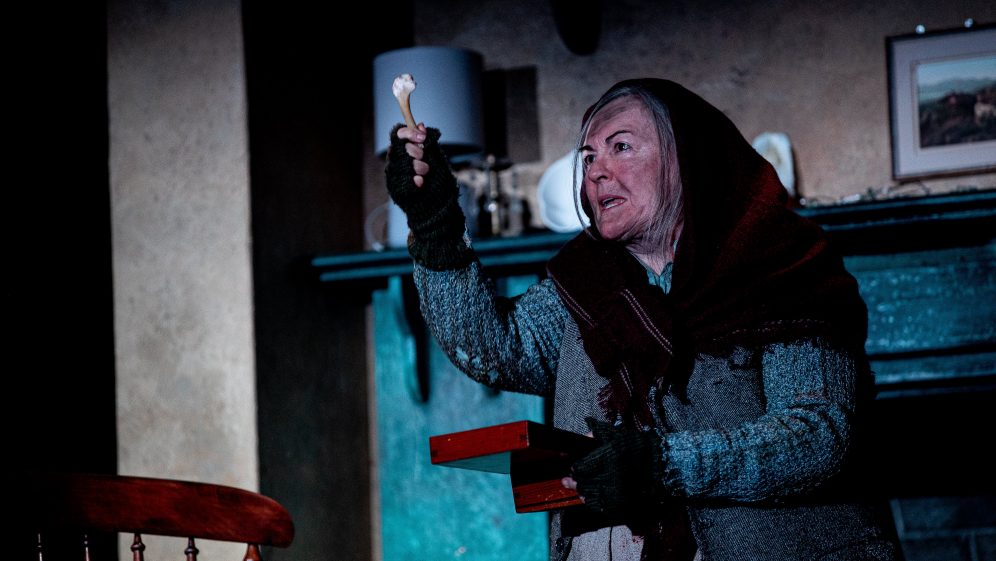 Interview: Gwen Taylor stars in The Croft