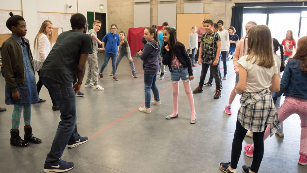 Youth Acting Classes 8-11 Years