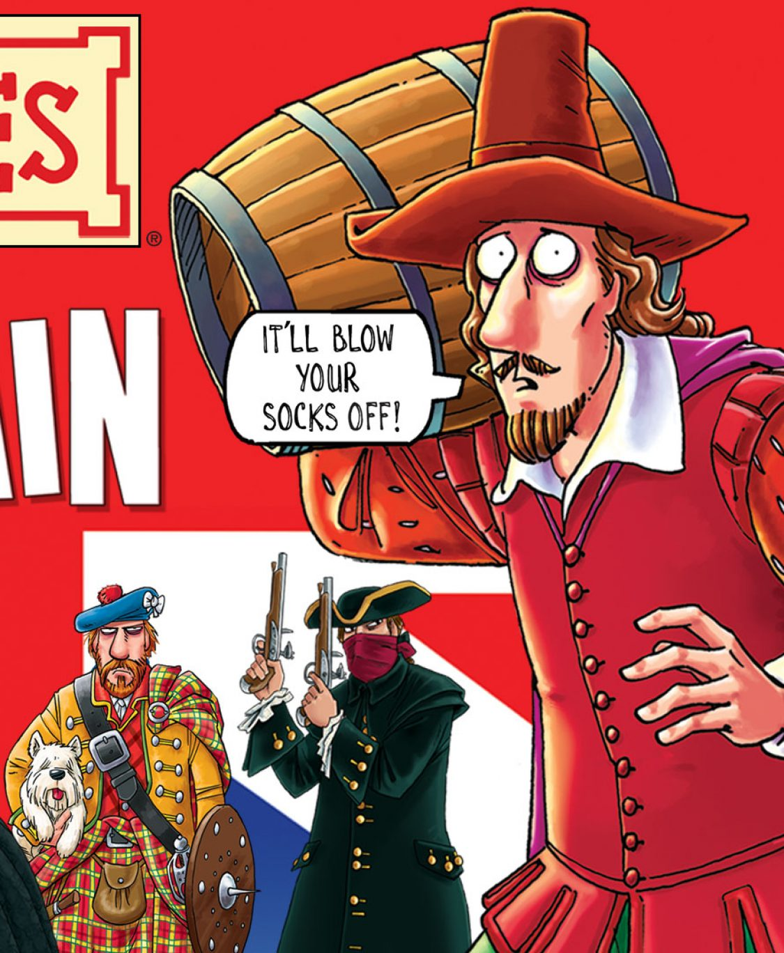 Horrible Histories – Barmy Britain