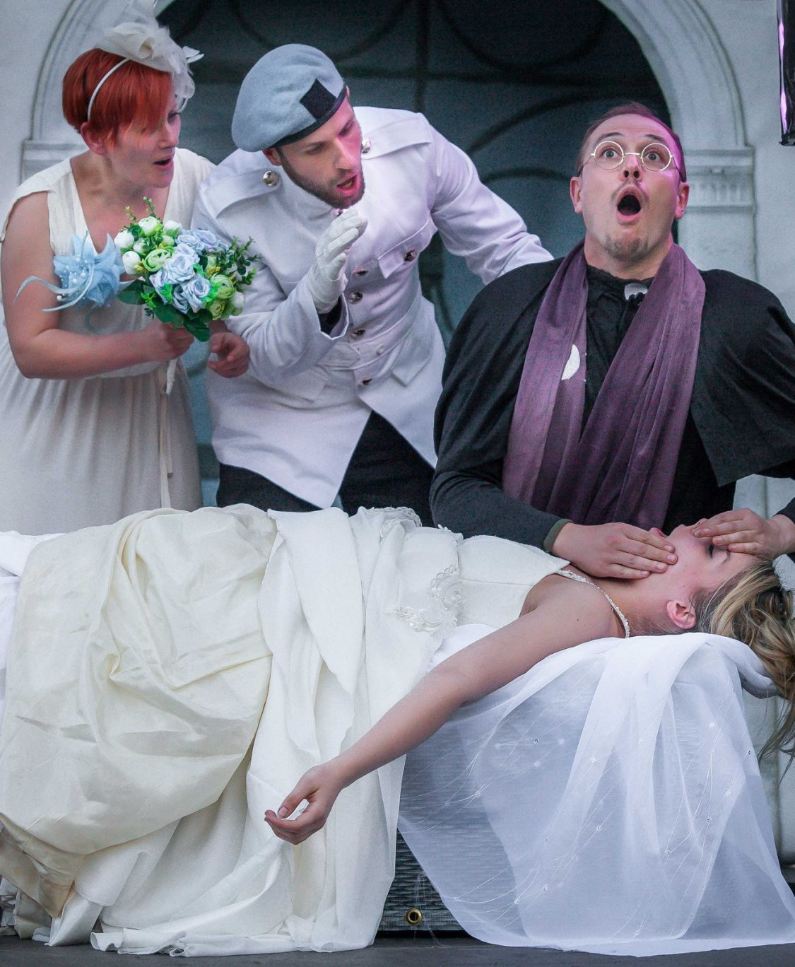 Watch Online: Oddsocks' Much Ado About Nothing