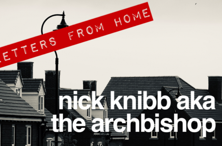 Nick Knibb - Letters from Home