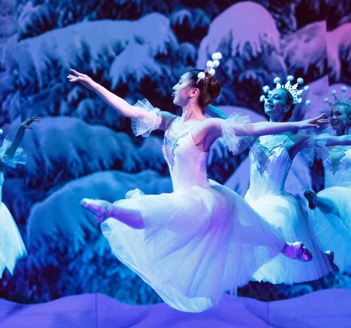 Watch the trailer for The Nutcracker