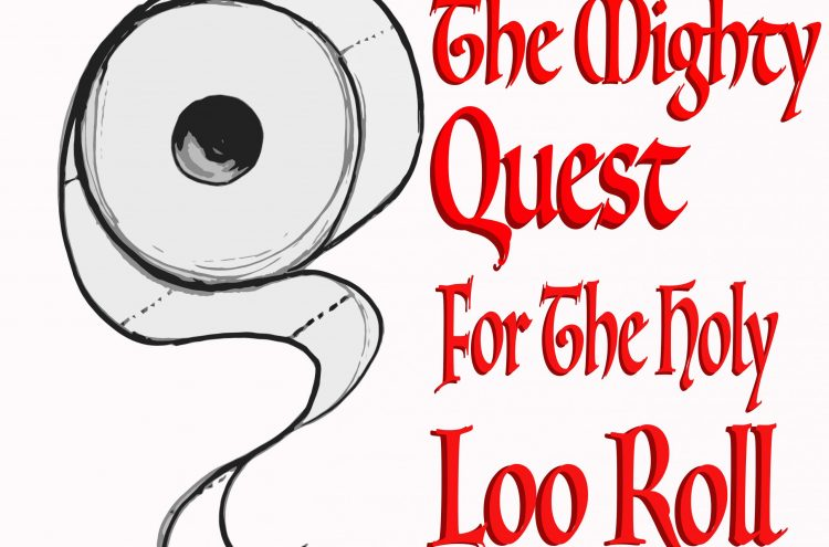 Sam Colby - The Mighty Quest for the Holy Loo Roll
