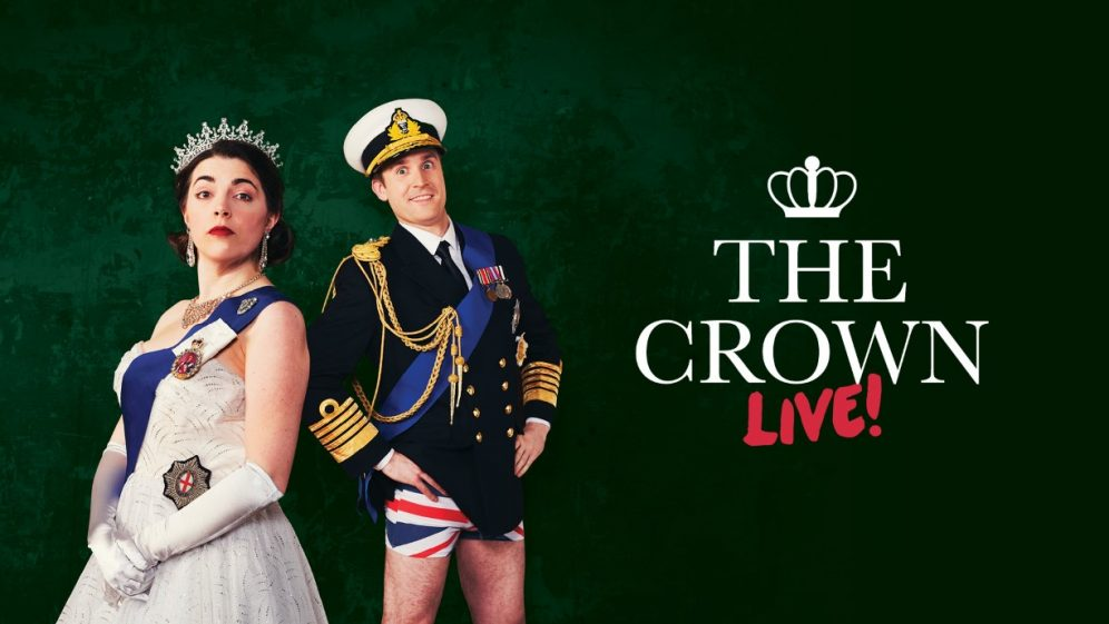 The Crown – Live!