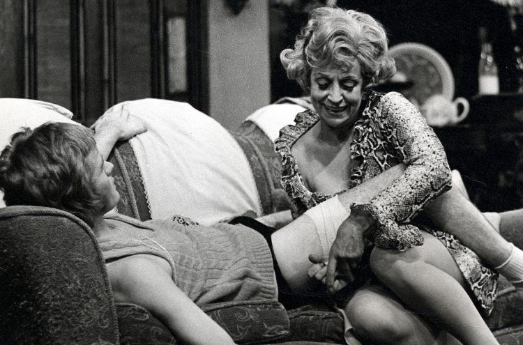 Carmen Silvera in Entertaining Mr Sloane, 1971