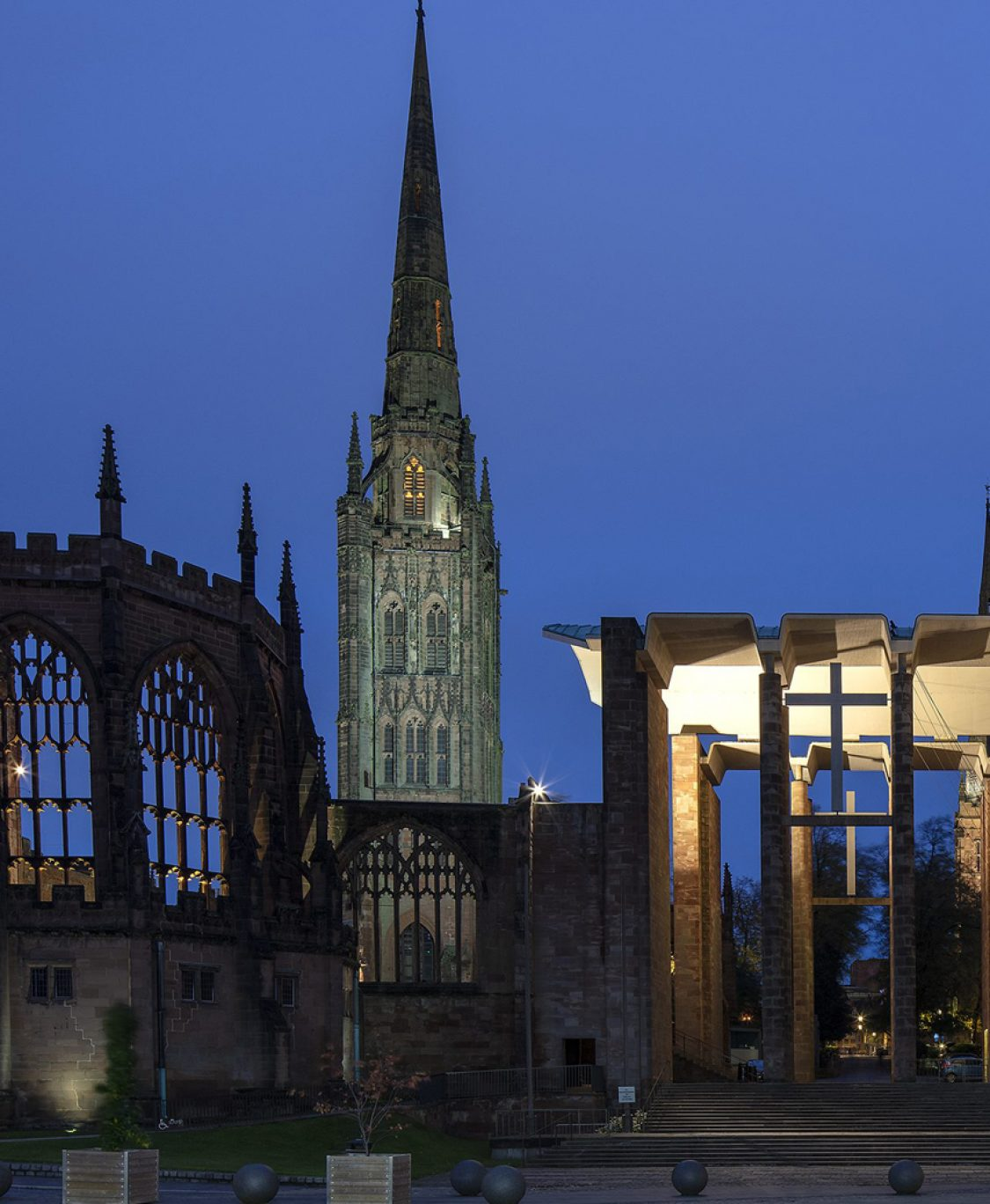 Coventry lights up for International Day of the Nurse