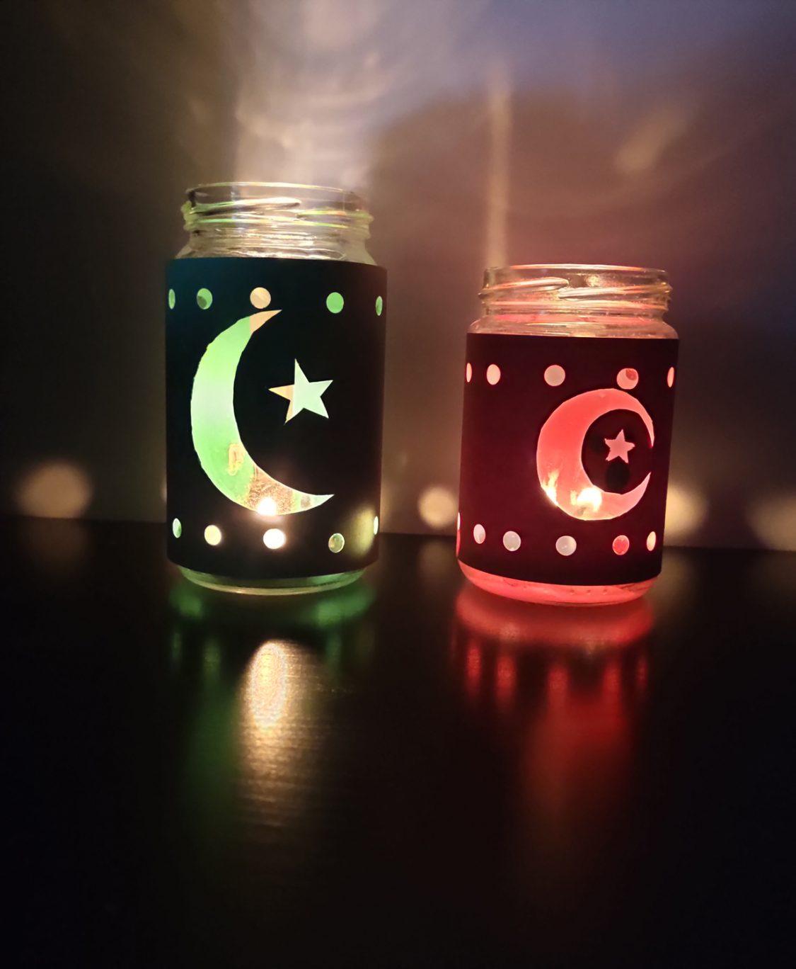 Monday Makes: Make your own Eid lanterns