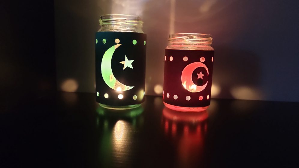 Monday Makes: Make your own Eid lanterns