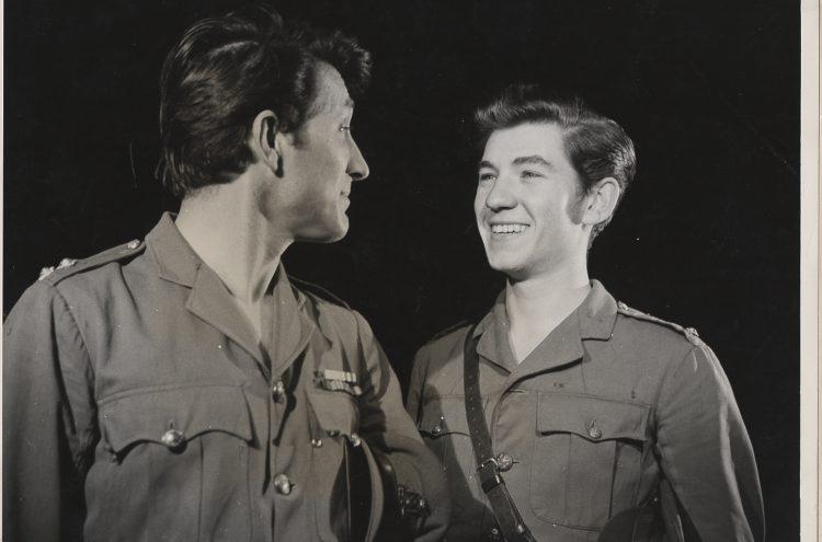 Ian McKellen in End of Conflict, 1961