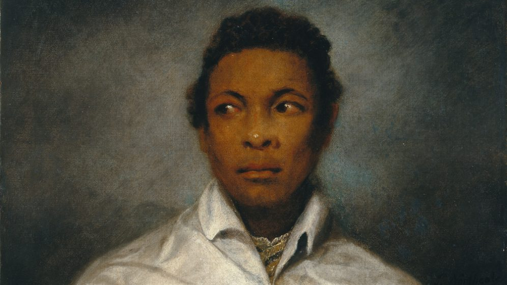 Saturday Shout Out: Ira Aldridge – Curiosity and Creative Language