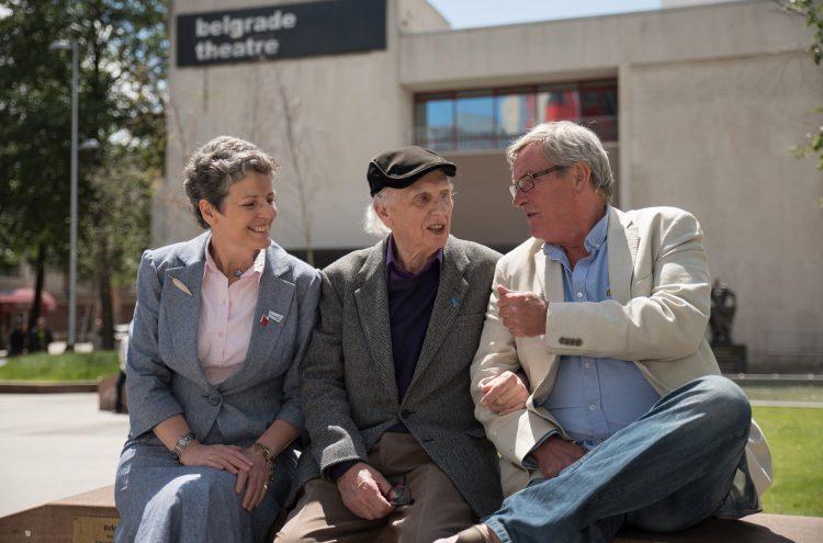 Joanna Reid, Richard Sadler and Hamish Glen, 2017 - credit Nicola Young
