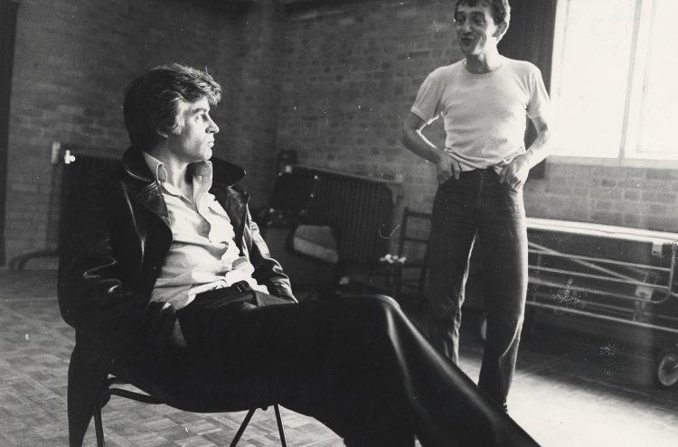 John Castle in Risky City, 1981