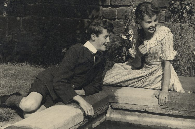 Michael Crawford in Head of the Family, 1958