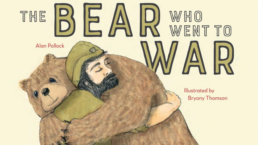 Storytime: The Bear Who Went to War