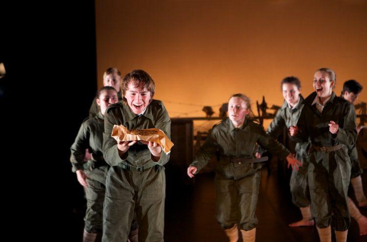 Pals – Dress Rehearsal, Highly Sprung Physical Fellowship, Belgrade Theatre
