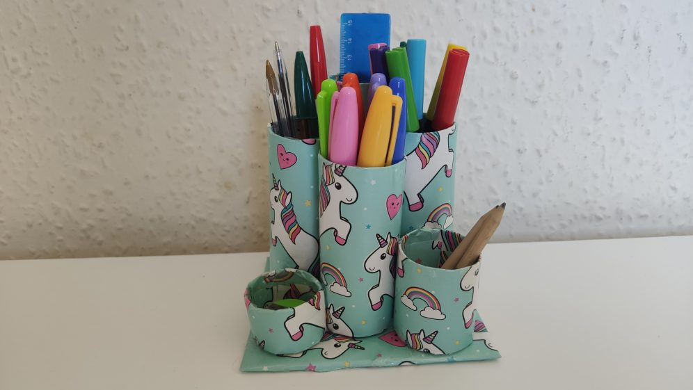 Monday Makes – Make your own desk tidy