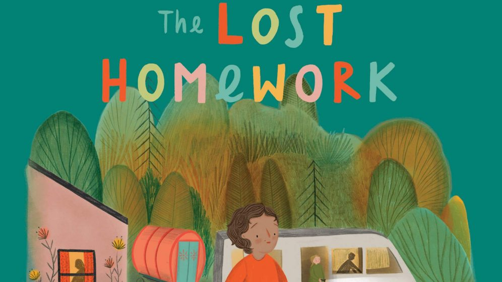 Storytime: The Lost Homework by Richard O'Neill