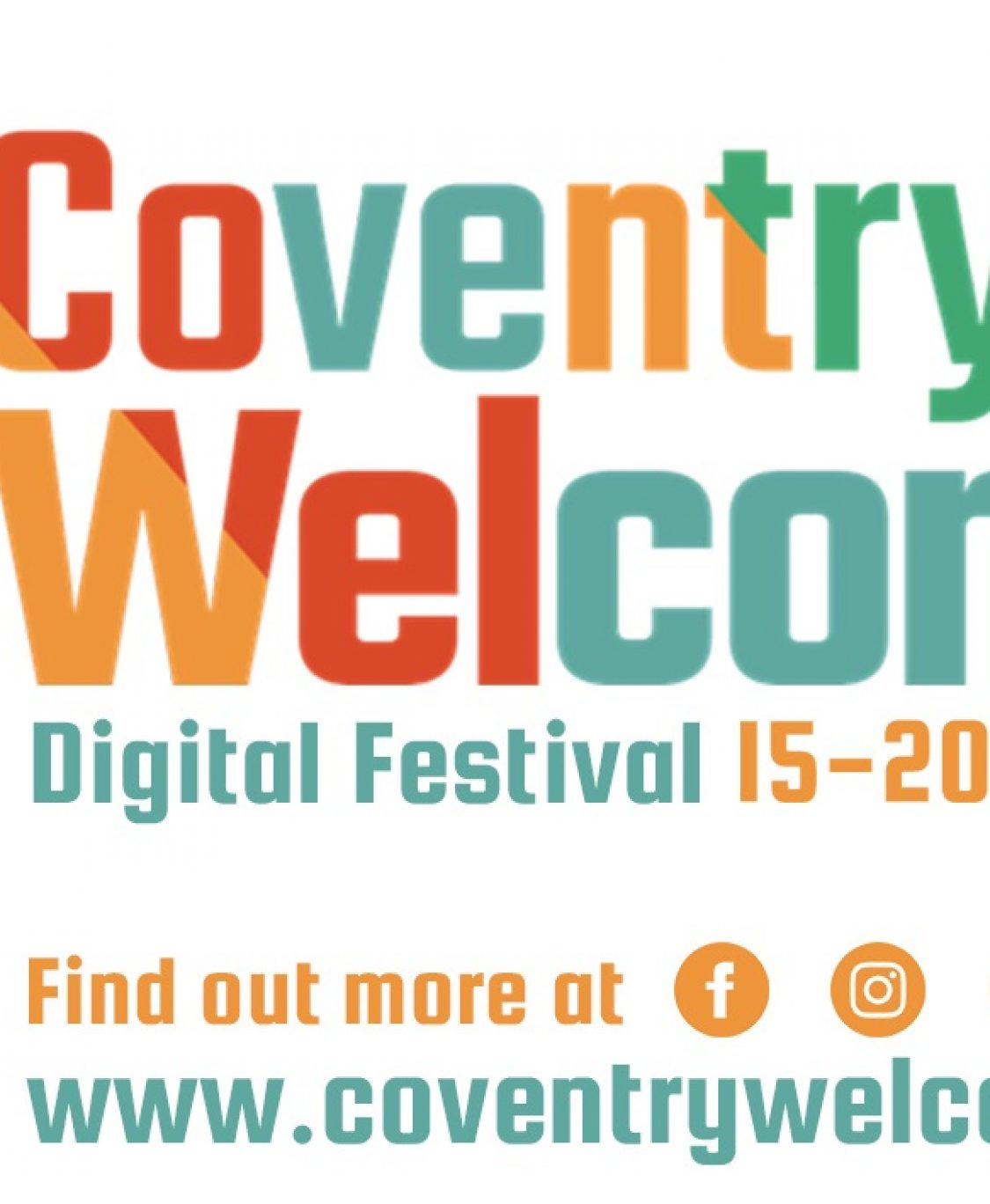 Celebrating Coventry Welcomes Week 2020
