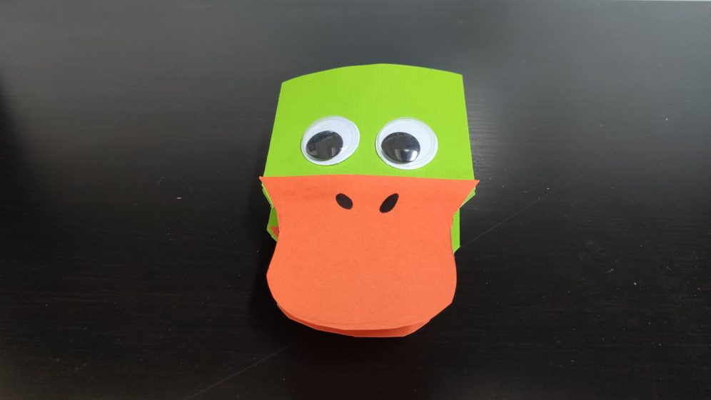 Monday Makes: Make your own paper puppet