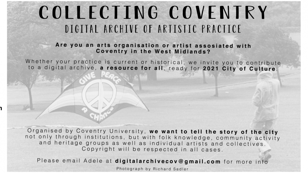 Saturday Shout Out – Coventry Digital
