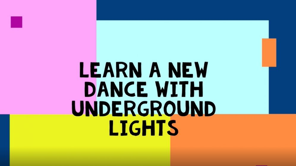#CityWarmUps – Salsa Zumba with Underground Lights