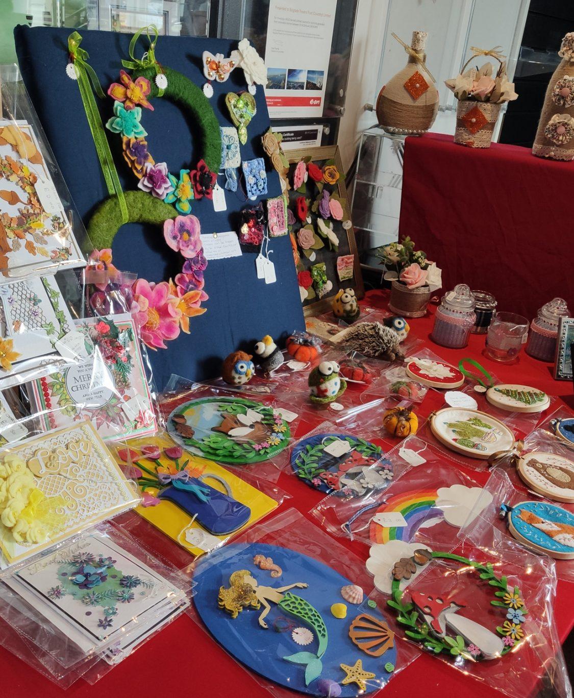 Pop-up craft shop opens at the Belgrade