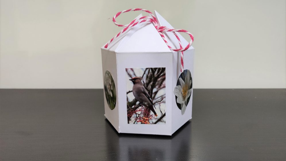 Monday Makes: Make your own gift box