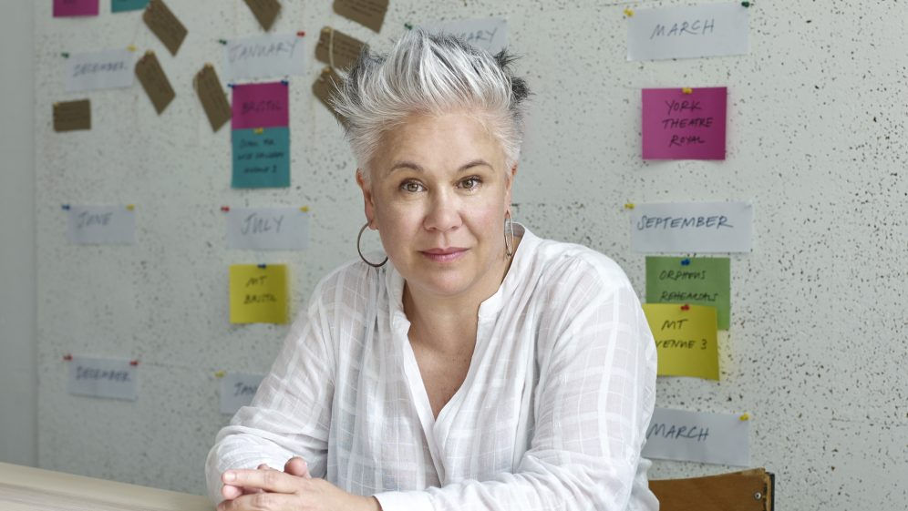 Interview: Emma Rice on Romantics Anonymous
