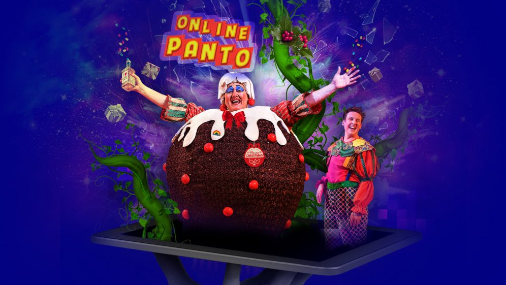 Belgrade panto goes online: Jack and the Beanstalk