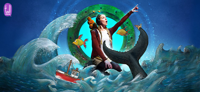 The Snail and the Whale – Live Screening at the Belgrade Theatre