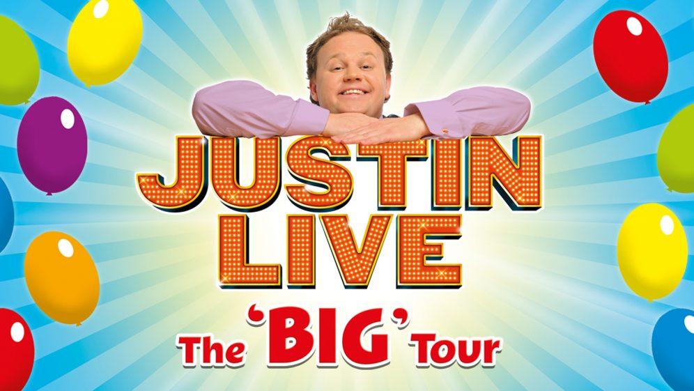 Justin Live – The Big Tour