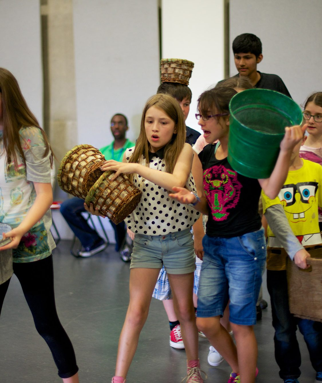 Youth Acting Classes: 8-11 Years
