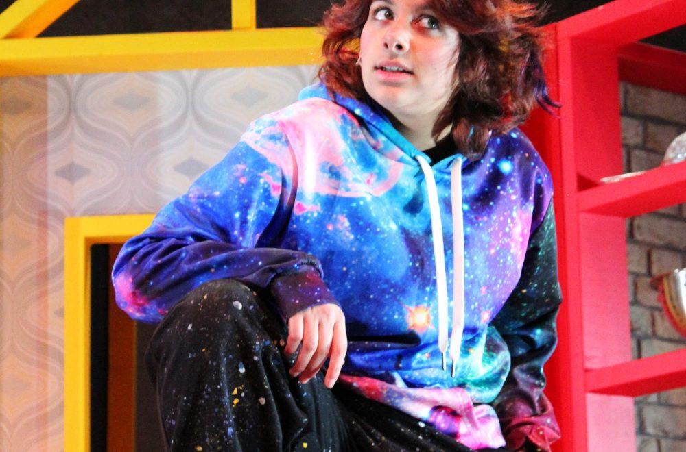 Safiyya Ingar as the Jinn