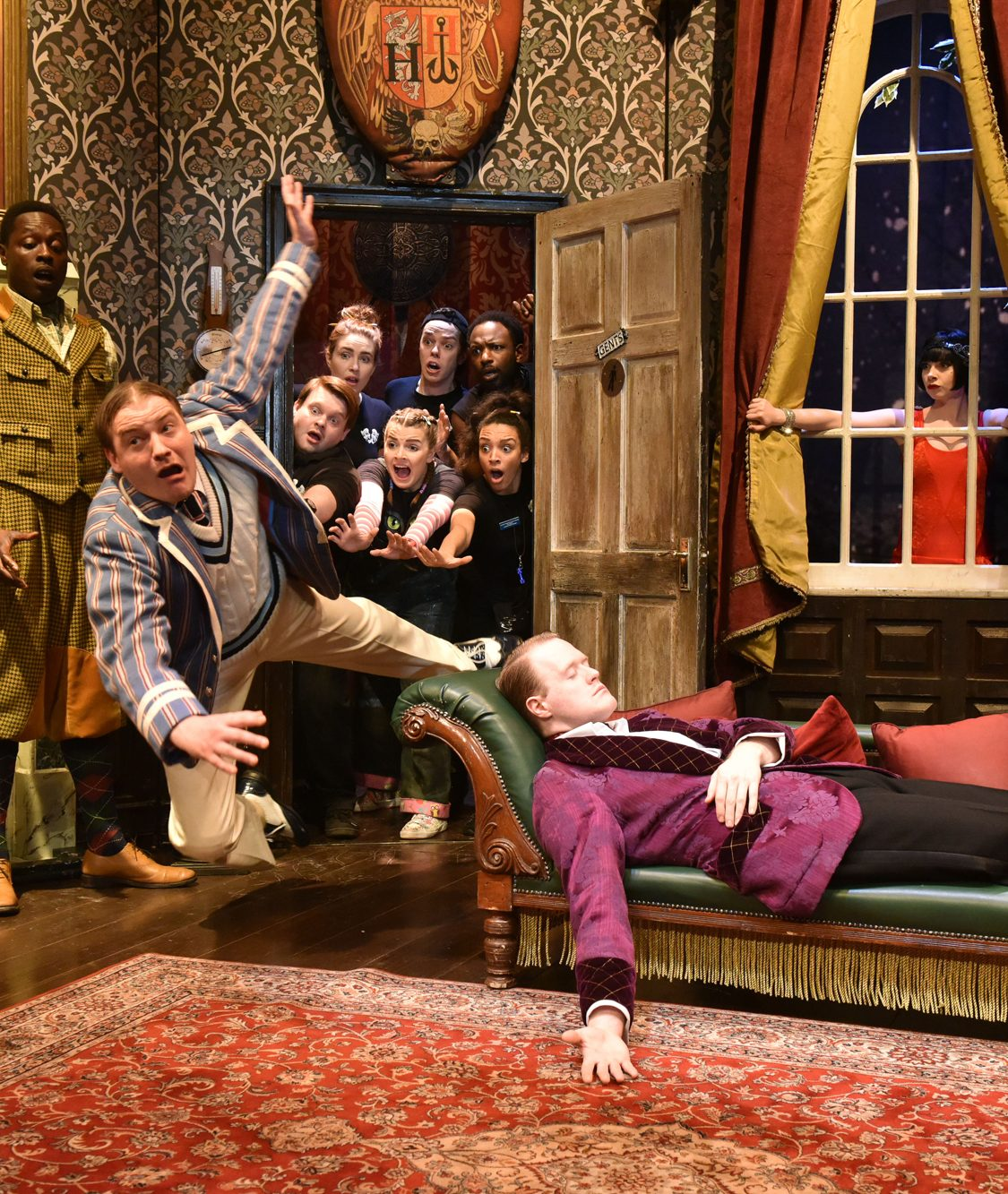 Q&A with The Play That Goes Wrong co-writer Jonathan Sayer