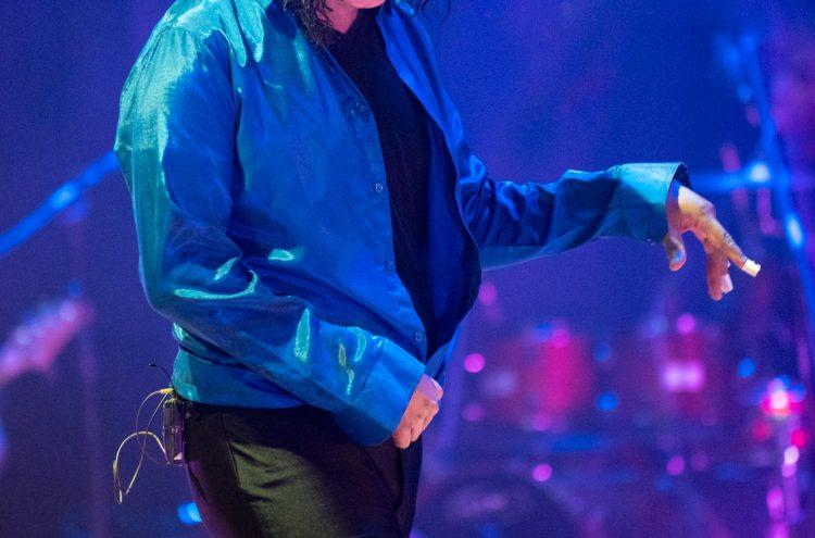 King of Pop  -  Picture: Vernon Nash (_DF76299)