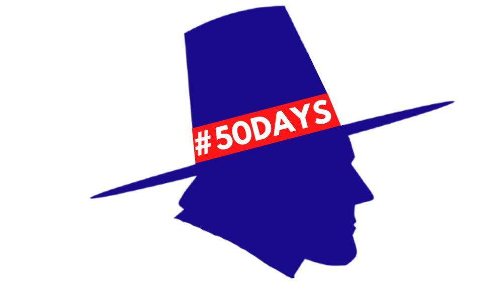 #50days