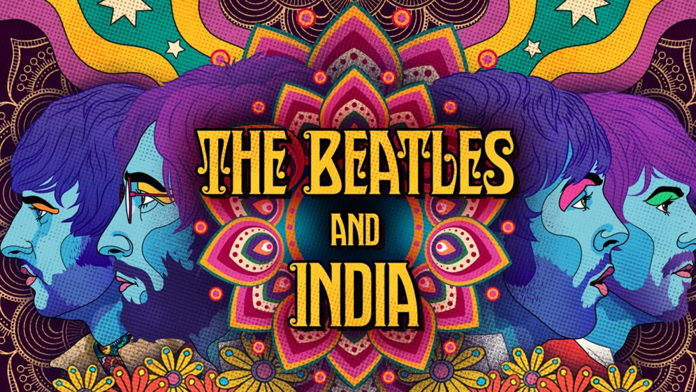 UKAFF presents The Beatles and India