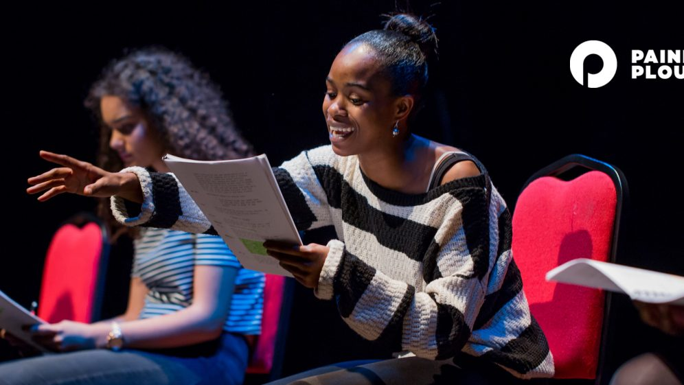 Belgrade Theatre and Paines Plough Writers' Programme
