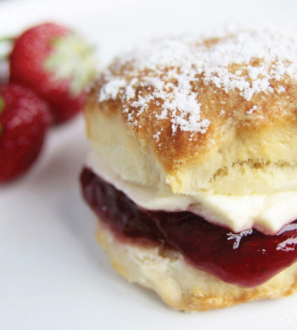 Afternoon Tea and Tour Event