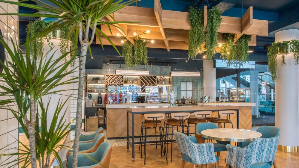 The Belgrade Café is now open for takeaway
