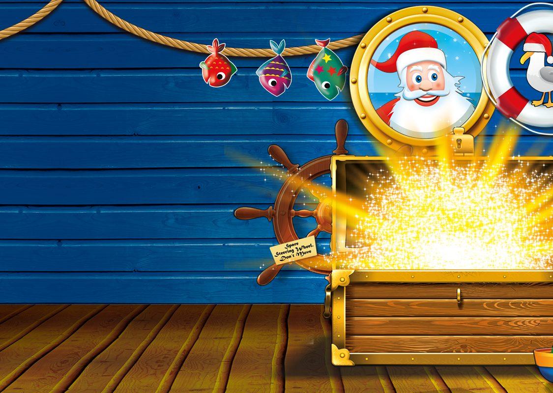 Santa's Magical Mystery Guest