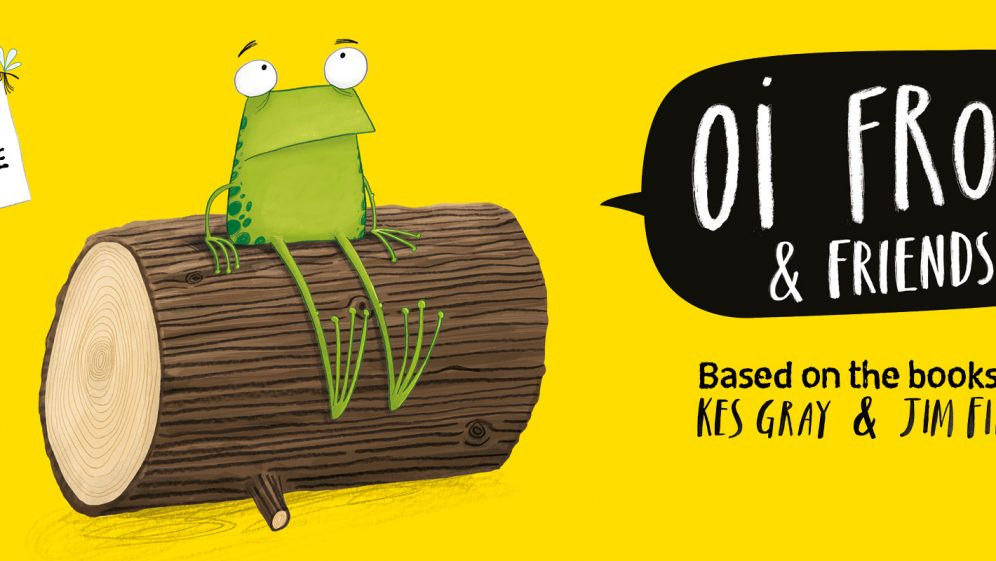 Oi Frog & Friends! Live on Stage