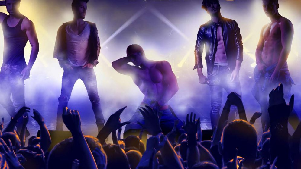 The Ultimate Boy Band Party Show