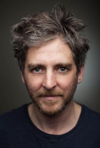 Headshot of Wes Finch